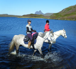 Scottish Horseriding - Highlands Unbridled